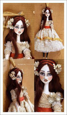 Kinsey Doll Ornament by du_buh_du_designs, via Flickr