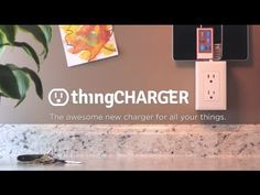 This thing is awesome - what a great idea. I hate the mess of chargers & wires around my house. Who'd have thought you could fall in love with something like this?