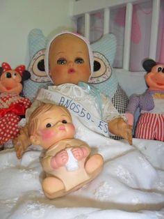 Boneca Lindabel Estrela - anos 50
