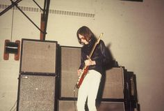 Iggy and the Stooges, Ron Asheton