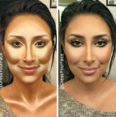 Contouring and highlighting!