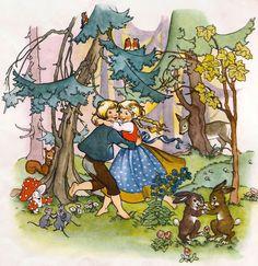 Haensel und Gretel, Felicitas Kuhn