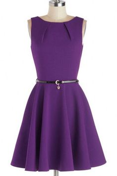 (XL) Simple, cute, professional, and purple. <3