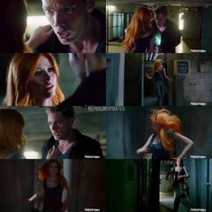 """Screencaps of Episode 7 Promo #Shadowhunters"""