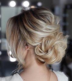 Featured Wedding Hairstyle:tonyastylist (Tonya Pushkareva);www.instagram.com/tonyastylist; Wedding hairstyle idea.