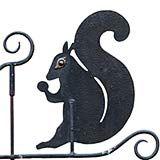 Rare Squirrel Weathervane