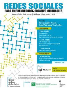 Redes sociales para emprendedores creativo-culturales