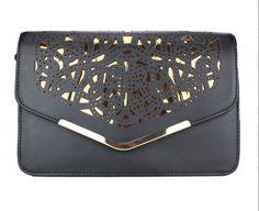 Little Wings Factory - Faye Black Tone Bag, £22.00