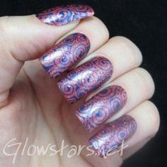 Nails Supreme Nail Art Pens: Swirl Design