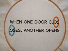 25 Perfect Cross-Stitches That Are Ridiculously Geeky Beaded Cross Stitch, Cross Stitch Art, Cross Stitching, Cross Stitch Embroidery, Cross Stitch Patterns, Embroidery Patterns, Hand Embroidery, Stitch Games, Cross Stitch Quotes