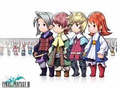 Final Fantasy III llega a los dispositivos Android, eso sí, de Japón  http://www.xatakandroid.com/p/83462