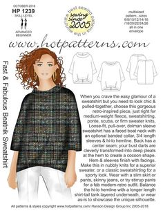 If you've been sewing for a while, odds are you've picked up a few tricks along the way. Vogue Patterns, Sewing Patterns, Letter Patterns, Sewing Designs, Clothing Patterns, Sewing Hacks, Sewing Tutorials, Sewing Tips, Sewing Ideas