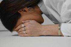 Jewelry addict.. Handmade sterling silver rings earrings bracelets  #handmade #jewelryart #jewelry #metalsmith #fashion #greekdesigners #designers #silver #rings #fashionjewelry #collection #bracelets #jewelry #earrings #geometric #jewelrylove