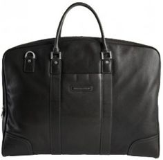 Jekyll & Hide Zulu Leather Suiter Black R6050 A beautiful and classy leather garment bag.  A product of Cape Town, the Jekyll & Hide range comprises the finest collection of naturally tanned leathers, tailored with a unique, mature finish, into high-quality travelling pieces.  Features: Carry handles Removable shoulder strap Large main compartment Zulu, Cape Town, Travelling, Shoulder Strap, Range, Classy, Tote Bag, Unique, Leather