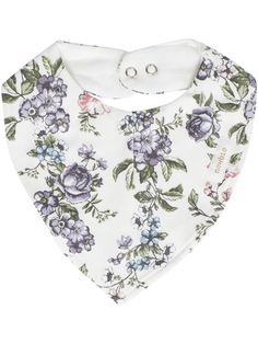 Letar du efter en haklapp/dregglis till baby? Hos KappAhl hittar du en blommig haklapp i ekologisk bomull från Newbie. Shoppa online & i butik hos KappAhl!