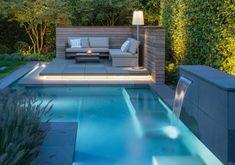 Landscape Design Plans, Landscape Architecture Design, Landscape Edging, House Landscape, Landscape Art, Landscape Paintings, Landscape Photography, Pool Houses, Front Yard Landscaping