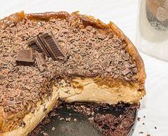 Vegan Caramel Irish Coffee Cake