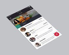 Mixed User Interface Design Inspiration by Julia Khusainova | Abduzeedo Design Inspiration