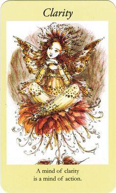 Tin tức Lá Clarity – The Faerie Guidance Oracle bài tarot Xem thêm tại http://tarot.vn/la-clarity-the-faerie-guidance-orcale/