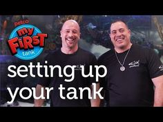 Petco and Animal Planet's Tanked Present: My First Tank - Setting Up Your Tank - YouTube
