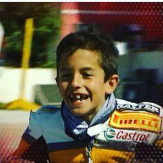 His teeth hahaha❤ #motogp #93 #iam93 #marcmaruez93 #mm93 #smile