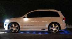 Ground FX Lighting Kit for Volkswagen Touareg Vw Toureg, Beast, Profile, Lighting, Vehicles, Car, Motorcycles, Autos, User Profile