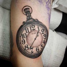 Lotus tatuering: Betydelse, design, historia och foton Pocket Watch, Tattoos, Former, Accessories, Sons, Design, Google, History, Tatuajes
