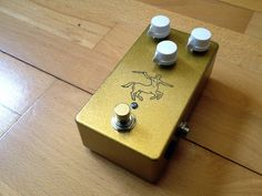 Pedal Projects | Klon  Needs me one of these ASAP!   Klon Klone for $150! Handmade in Iceland!