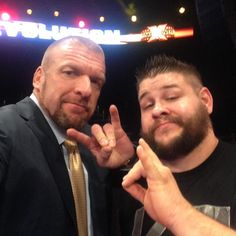 kevin owens and hhh