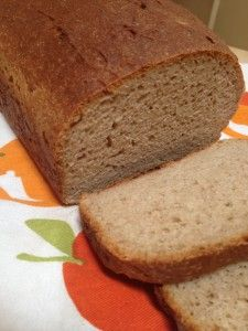 She Sugars recipe for gluten free bread- Looks great
