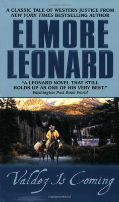 One of the great western revenge stories. Take the time to both read this and watch the 1971 Burt Lancaster film. Each is awesome in its own way.