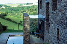 "Described by the author Alain de Botton as ""one of the more beautiful things I've ever seen"", this five-bedroom house can be found in a magnificent rural setting close to the town of Totnes. Set in approximately four acres of idyllic landscaped gardens, the house was designed by the highly-regarded architect Fiona McLean of McLean […]"