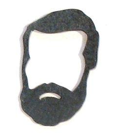 Playoff beard pin from jewelrynat
