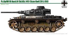 Pz.Kpfw III Ausf.H mit 50 mm KwK L/60