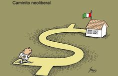 Camino neoliberal del monero lagunero MONSI