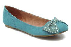 Bailarinas I Love Shoes Nippy Azul - Sarenza.es (100081)