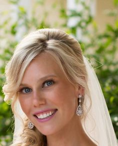 Bridal Earrings, Vintage style Pearl Crystal, Swarovski Crystal wedding earrings Rhinestone  Bridesmaids Dainty, Adison Bridal Earrings on Etsy, $58.20 CAD