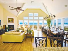 Island's End, 6 bedroom Ocean Front home in Hatteras, OBX, NC