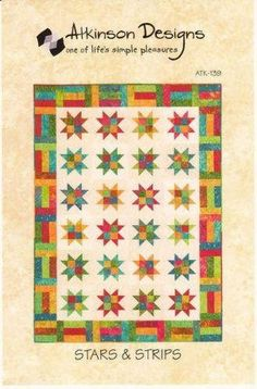 JoAnn A Year At Home May Basket Quilt Block of the Month #5 Pre-Cut Fabric 2000