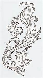 free engraving patterns for wood and steel