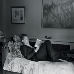 "Ian Parker: The Real Life of Edward St. Aubyn.  Profile of the novelist as ""monster of snobbery"", recovering drug addict, ""sorrowful egomaniac"" and survivor of an extraordinary life combining inheritance, abuse, hedonism, eventual literary success."