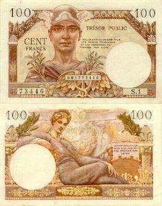 100 Francos franceses