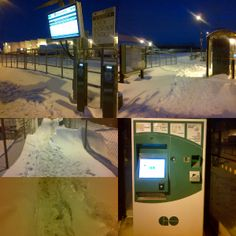 GoTrain Station True North, Landline Phone, Canada