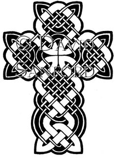 Celtic Cross Variant by Crowly.deviantart.com on @deviantART