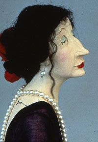 Daphne Mulliner by Susan Oroyan-- one of the great doll artists of all time. Love her!