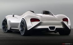 Porsche concept by Nicolas Dengel there are some cool pics at this site http://extreme-modified.com/extreme-modified-cars/