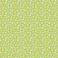 Sunshine Floral Green
