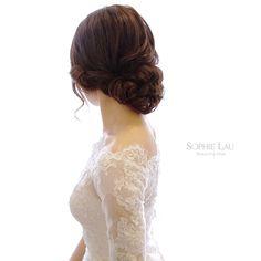 Sophie Lau Makeup and Hair: Bridal Art