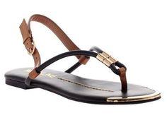 Madeline Anything Else Sandals Black