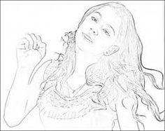 Imagini pentru desene cu soy luna in alb